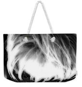 High Contrast Weekender Tote Bag