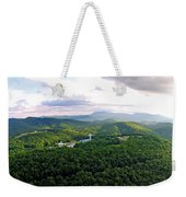 High Country 1 In Wnc Weekender Tote Bag