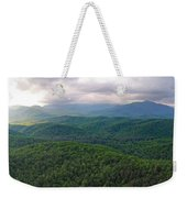 High Country 3 In Wnc Weekender Tote Bag