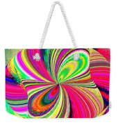 High Definition Color 1 Weekender Tote Bag