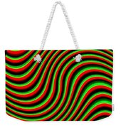 High Definition Color 5 Weekender Tote Bag