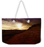 High Desert Clouds Weekender Tote Bag