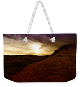 High Desert Clouds Weekender Tote Bag