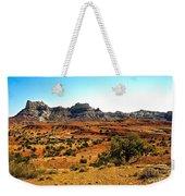 High Desert View Weekender Tote Bag
