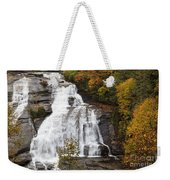 High Falls In The Dupont State Forest Weekender Tote Bag