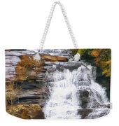 High Falls Weekender Tote Bag by Scott Norris