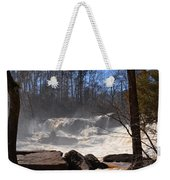 High Falls State Park Weekender Tote Bag