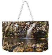 High Falls Talledega National Forest Alabama Weekender Tote Bag