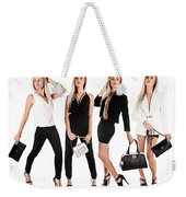 High Fashion Weekender Tote Bag