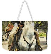 High Horse Weekender Tote Bag