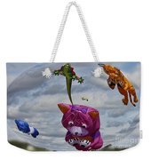 High In The Sky Weekender Tote Bag