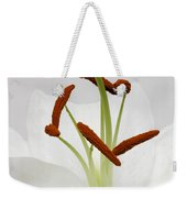 High Key Weekender Tote Bag