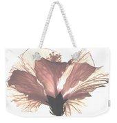 High Key Hibiscus Weekender Tote Bag