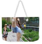 High Line Exhibitionist Weekender Tote Bag