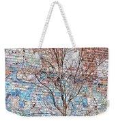 High Line Palimpsest Weekender Tote Bag