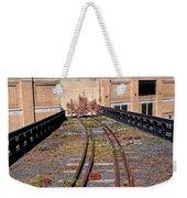 High Line Spur Weekender Tote Bag by Rona Black