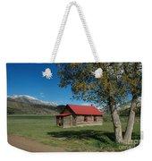 High Lonesome Ranch Weekender Tote Bag