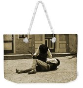 High Noon Weekender Tote Bag