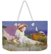High On A Dune Weekender Tote Bag