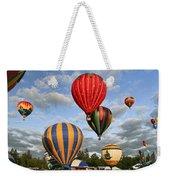 High On Hot Air Weekender Tote Bag