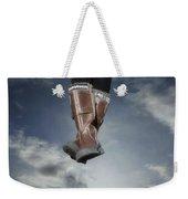 High Over The World Weekender Tote Bag by Joana Kruse