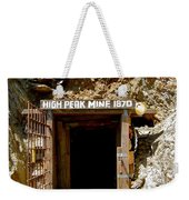 High Peak Mine Weekender Tote Bag