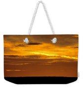 High Plains Sundown Weekender Tote Bag