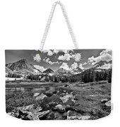 High Sierra Meadow Weekender Tote Bag