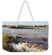 High Tide Weekender Tote Bag by Dawn OConnor
