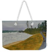 High Tide  Weekender Tote Bag