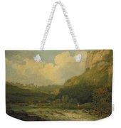 High Tor, Matlock, 1811 Weekender Tote Bag