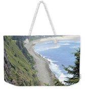High View Of Oregon Coast Weekender Tote Bag
