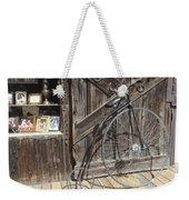 High-wheel Weekender Tote Bag
