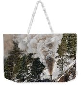 Highball Through Cascade Canyon Weekender Tote Bag
