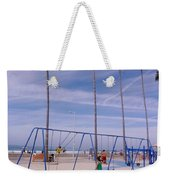 Higher  Weekender Tote Bag