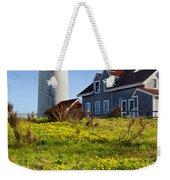 Highland Light Spring Weekender Tote Bag