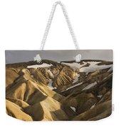 Highlands Fjallabak Nature Reserve Weekender Tote Bag