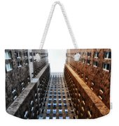 Highrise At Rittenhouse Square Weekender Tote Bag