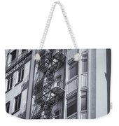 Highrise Fire Escape Selenium Weekender Tote Bag