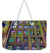 Highrise Surprise Weekender Tote Bag
