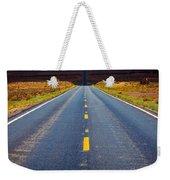 Highway 163 Weekender Tote Bag