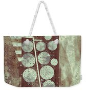 Highway 6 Weekender Tote Bag