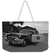 Highway Patrol 4 Weekender Tote Bag by Tommy Anderson