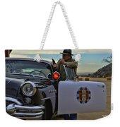 Highway Patrol 6 Weekender Tote Bag by Tommy Anderson