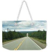 Highway Weekender Tote Bag