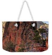 Hiking Angels Weekender Tote Bag by Chad Dutson