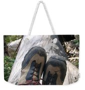 Hiking Boots Weekender Tote Bag
