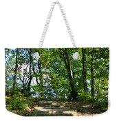 Hiking In Virginia Kendall Weekender Tote Bag by Kristin Elmquist