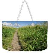 Hiking Path In Devon England Weekender Tote Bag