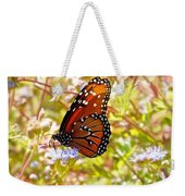 Hill Country Butterfly Weekender Tote Bag